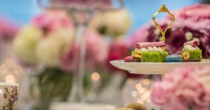 3 Ingredients for a Perfect High Tea Event