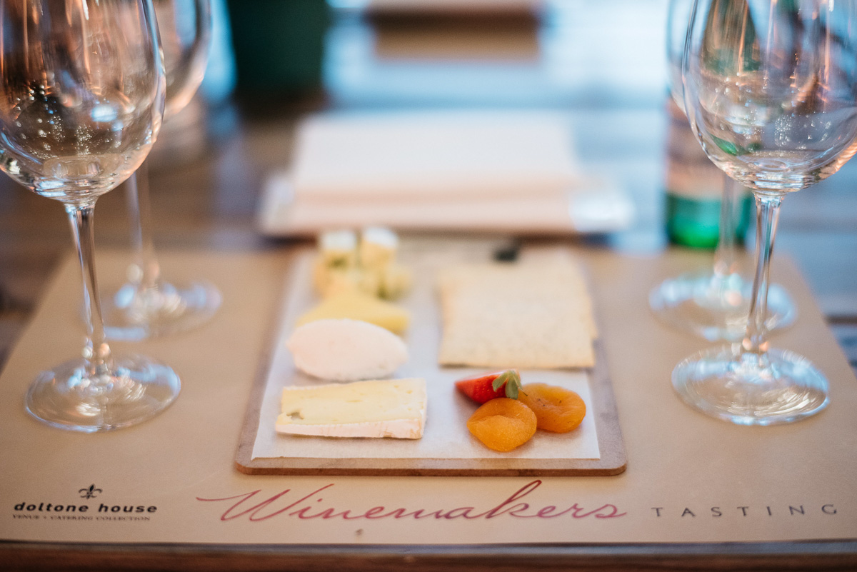 EVENT IN FOCUS: A FOODIE'S DREAM WITH VENUEMOB - Doltone House