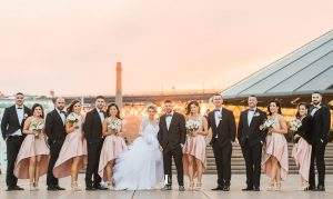 A Wedding In The Clouds For Vicky & George - Doltone House