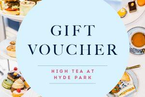 Buy High Tea Gift Vouchers in Sydney - Doltone House