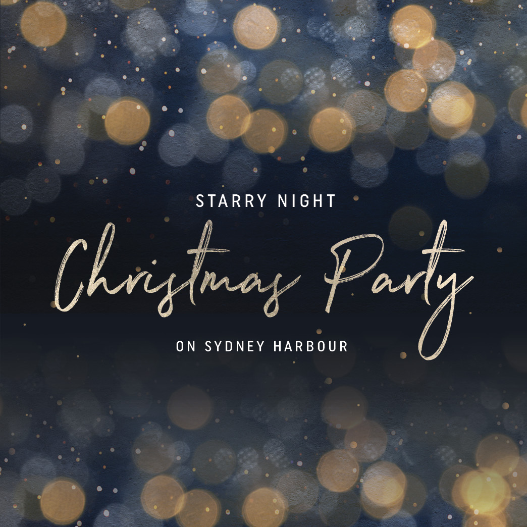 Christmas Party - Sydney Harbour